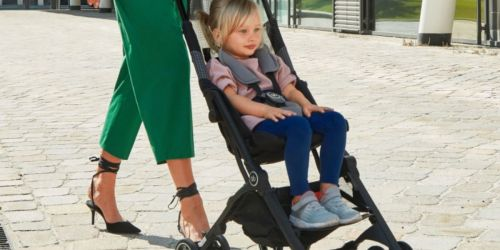 This Highly Rated Stroller Fits in Your Carry-On Bag & Is Just $159.99 Shipped on Amazon (Regularly $230)