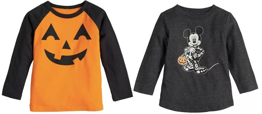 toddler halloween tshirts