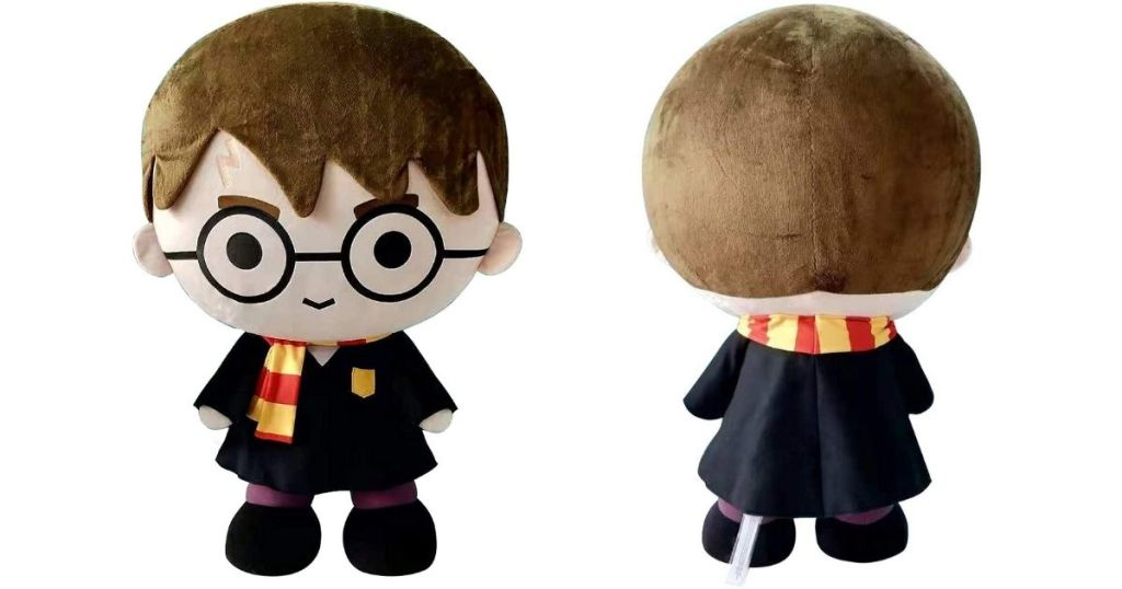 harry potter giant plush front and back