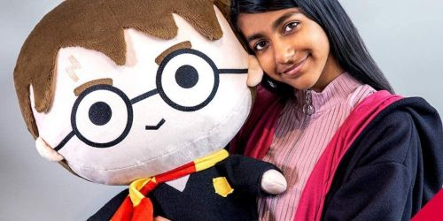 Harry Potter 36″ Inflatable Plush Only $15.36 on Amazon (Regularly $50)