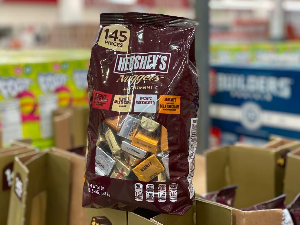 hersheys chocolate nuggets at costco