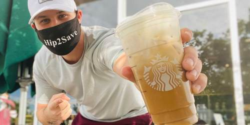 Good-bye Straws. Starbucks Strawless Lids are Here to Stay.