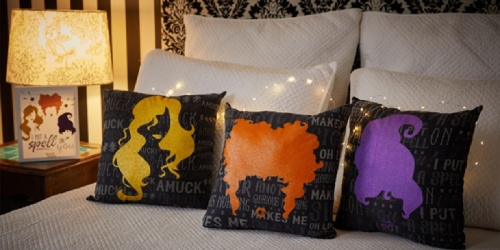 Hocus Pocus Wall Decor, Throw Pillows & More from $19.99