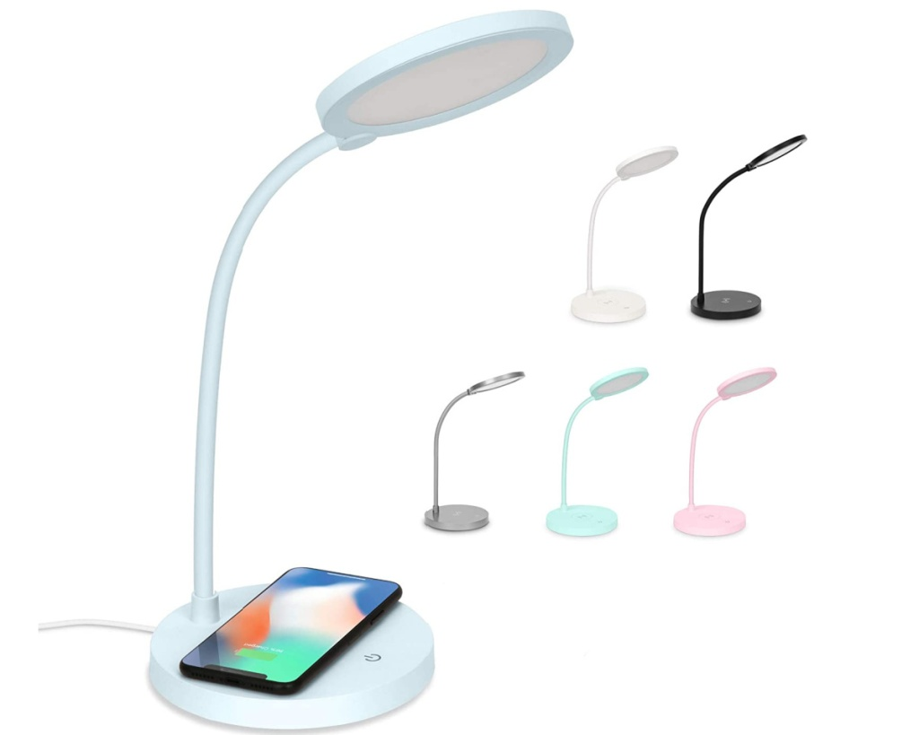 ihome table lamp many colors
