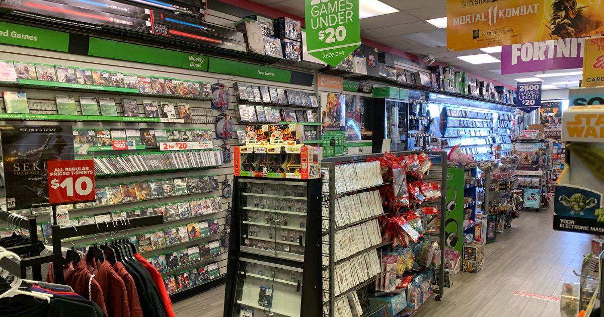 GameStop's Current Trade-In Promotion Is Insane