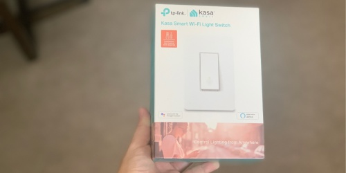 Kasa Smart Light Switch 3-Pack Only $36.99 Shipped on Amazon   Just $12.33 Each