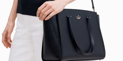 Kate Spade Satchel Only $129 Shipped (Regularly $400) | Available in 3 Colors