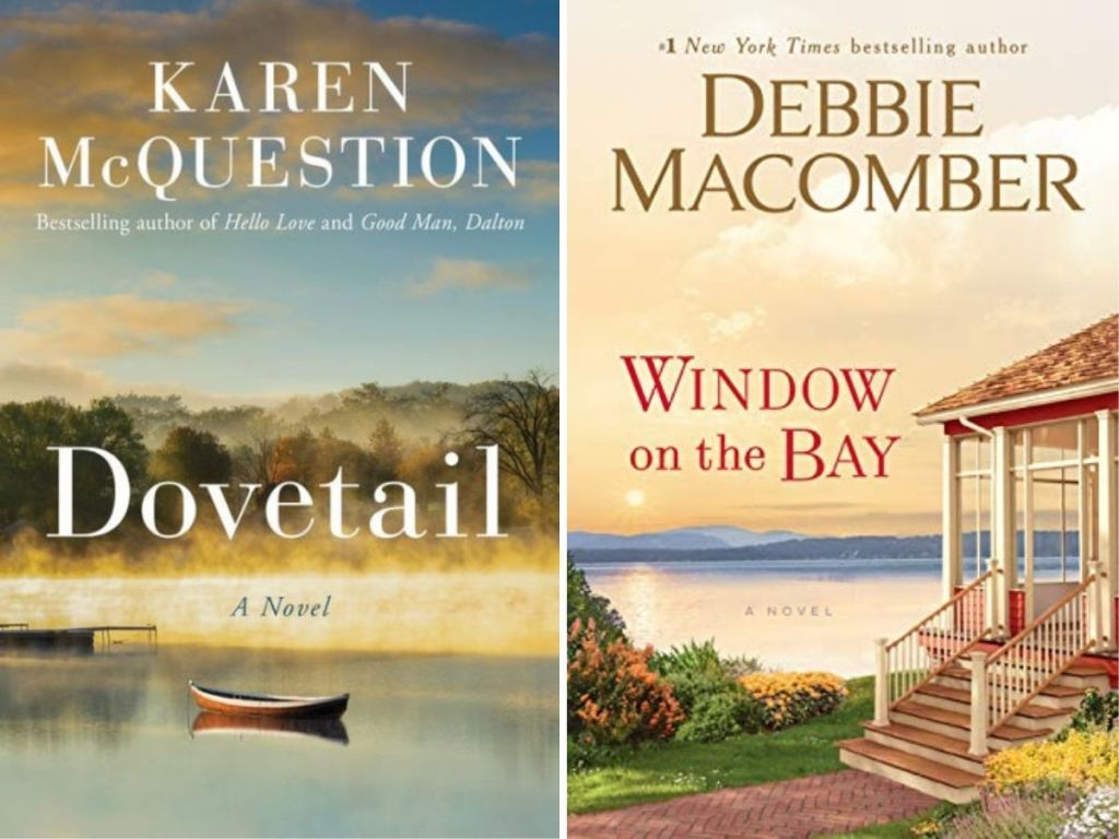 Dovetail and Window on the Bay book titles
