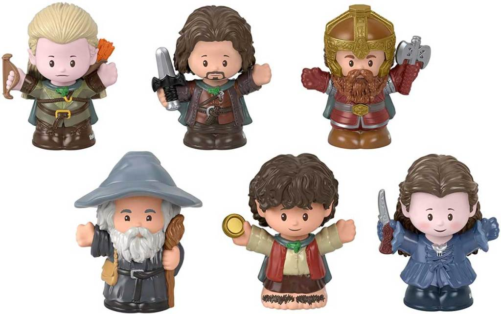 lord of the rings little people