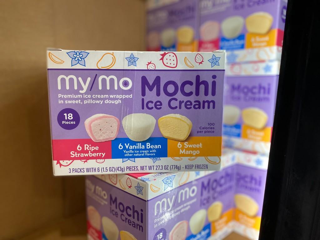 mochi ice cream at costco