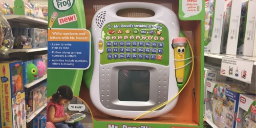 LeapFrog Scribble & Write Pad Only $15.99 on Amazon | Awesome Reviews