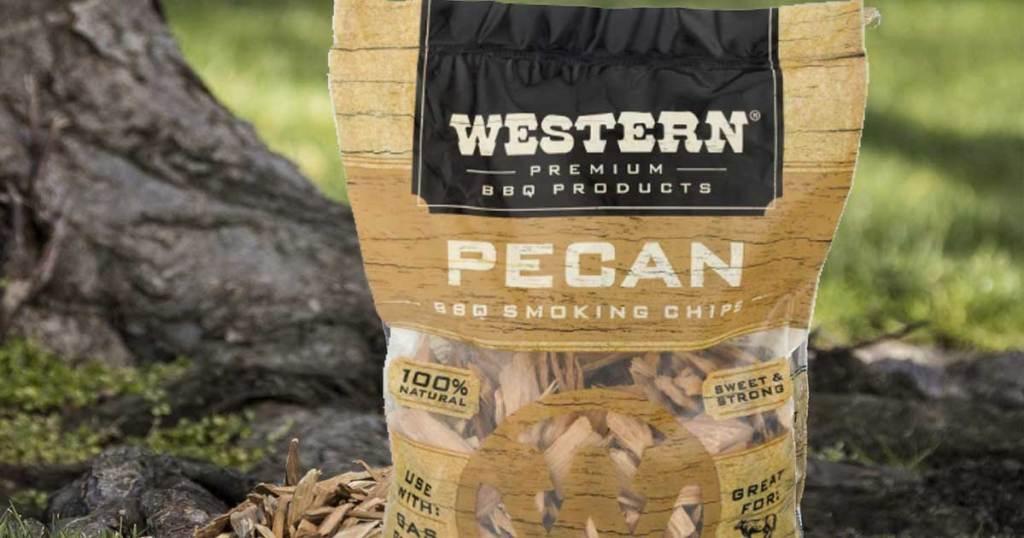 western pecan smoking chips
