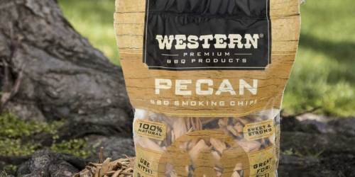Western Premium BBQ Smoking Chips Bag Only $1.88 Shipped on Amazon