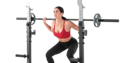 ProForm Sport Olympic Rack Home Gym Only $99 Shipped + Earn $20 Kohl's Cash
