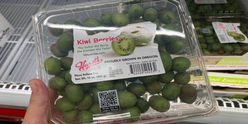 Kiwi Berries Are Going To Be Your New Favorite Fruit