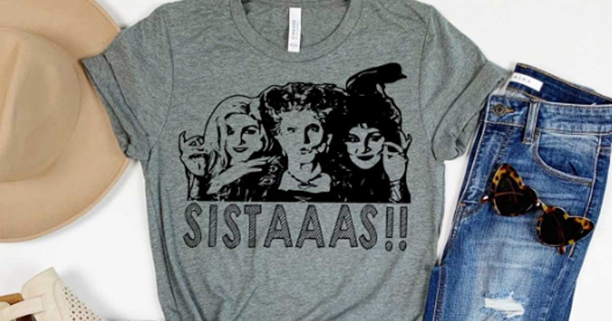 sanderson sistaas tshirt and hat and jeans