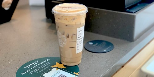 The Starbucks Secret Menu Iced Chai Tea Pumpkin Latte is a Fall Must-Have!