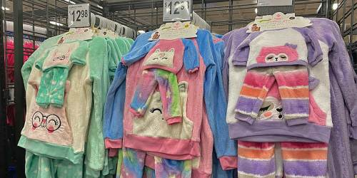 Pajamas Sets w/ Matching Doll Outfit Just $12.98 at Sam's Club | Fits American Girl Dolls