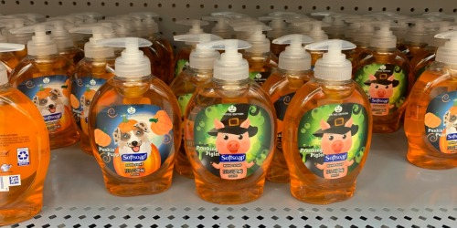 Limited Edition Softsoap Halloween Hand Soaps Just 98¢ at Walmart