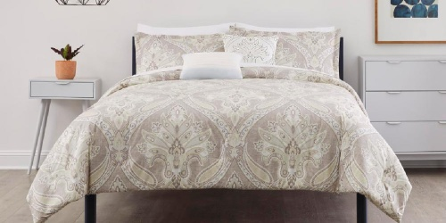 Comforter Sets from $18 on HomeDepot.com (Regularly $70+)