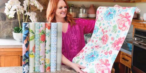 This Pioneer Woman Peel & Stick Wallpaper is Going to Change the Way You Decorate