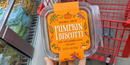 12 Pumpkin-Flavored Trader Joe's Items You Can Score Now