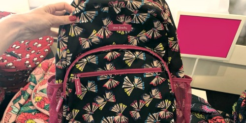 Vera Bradley Backpacks Only $32.99 on Zulily (Regularly up to $138)