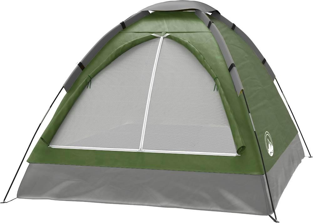 wakeman tent in green