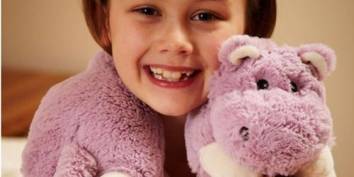 Warmies Lavender Scented Animal Wraps Only $23.99 Shipped | Use Warm or Chilled