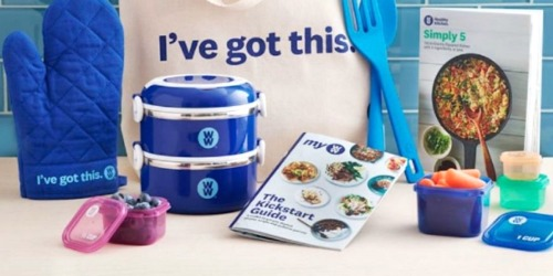 Join Weight Watchers Today & Get Your First Month + Kickstarter Kit FREE (Over $100 Value)