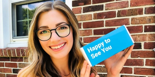BOGO Free Prescription Glasses at GlassesUSA + Free Shipping | Save on Blue Light Glasses Too