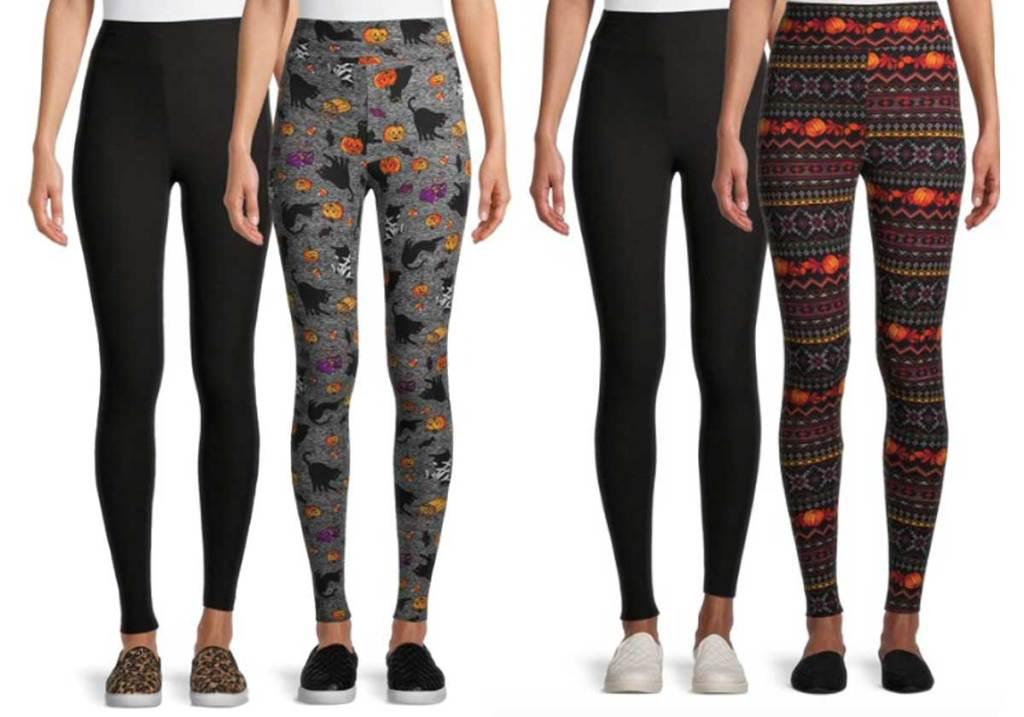 women's leggings for halloween