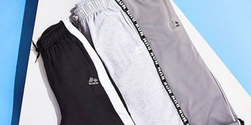 Boys Joggers & Sweatpants Only $8.49 on Zulily (Regularly $24-$38)