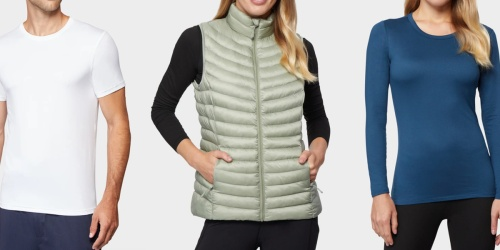 32 Degrees Packable Vests 2/$30 + Free Shipping (Only $15 Each!)