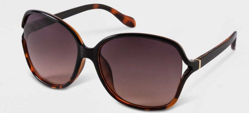 pair of women's sunglasses
