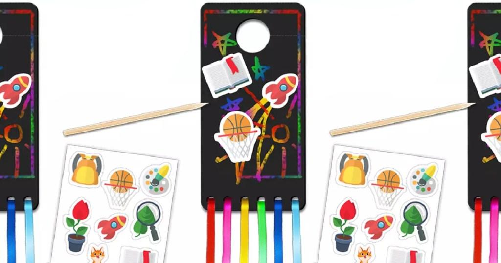 Activity Door Hanger craft pack (1)