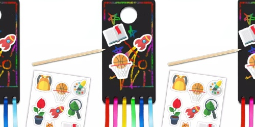 Free JCPenney Kids Craft to Take Home on January 9th + Extra Savings Coupon
