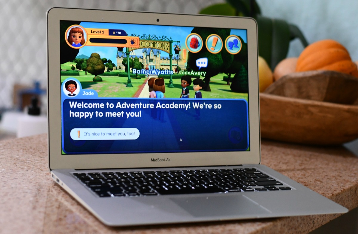 Game edukasi anak-anak
