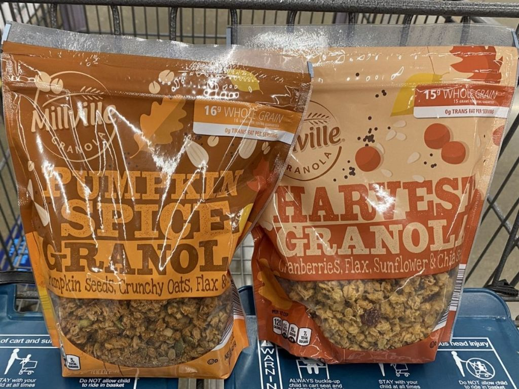 Millville Fall Granola