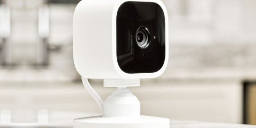 Blink Mini Security Cameras Just $24.99 Each on Kohls.com + Get $10 Kohl's Cash (Regularly $35)