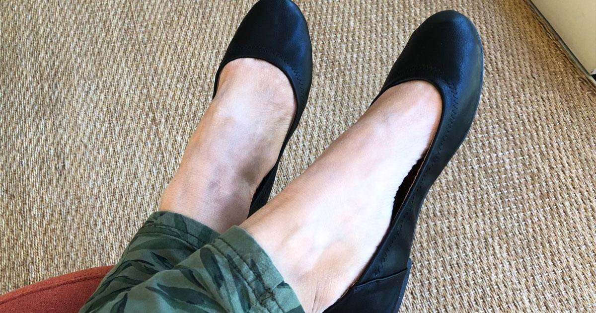 Amazon Essentials Women's Ballet Flats
