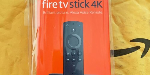 Amazon Fire TV Stick 4K 2-Pack from $45.99 Shipped on HSN.com (Regularly $100)