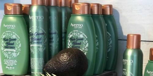 Aveeno Farm-Fresh Haircare from $4.32 Shipped on Amazon (Regularly $9)