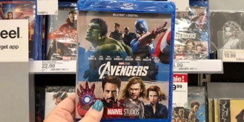 Marvel Blu-Ray + Digital Movies Just $9.99 on BestBuy.com (Regularly up to $25)