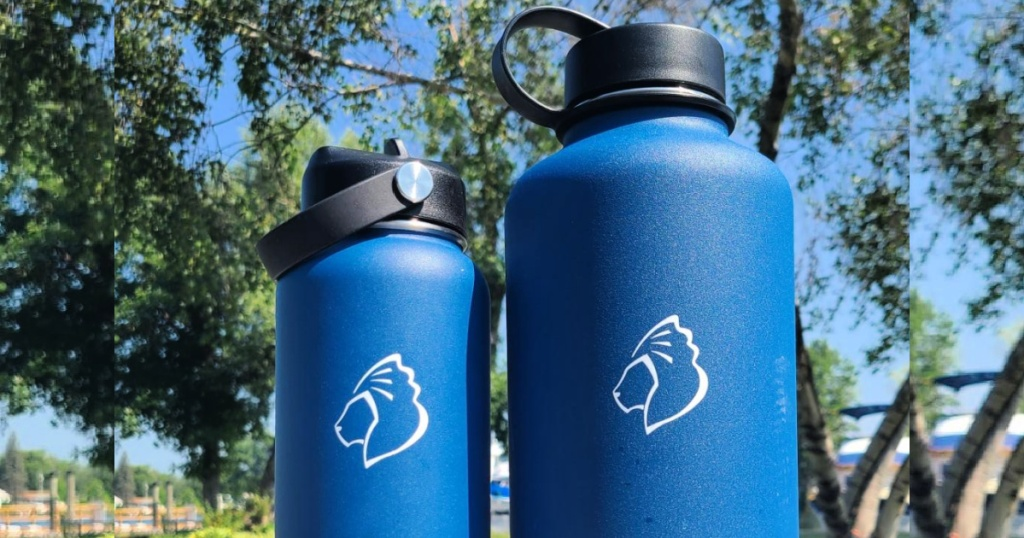 BUZIO Insulated Water Bottles
