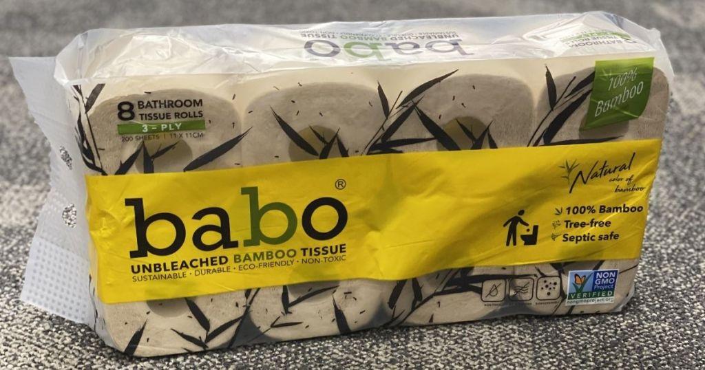 Babo Bamboo Toilet paper