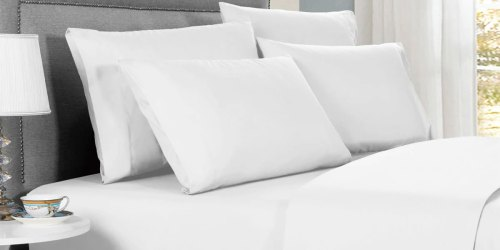 Bamboo Blend Any Size Sheet Sets Only $24.99 Shipped (Regularly $110) | 7 Color Choices