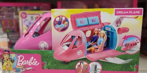 Barbie Dream Plane Play Set Only $44.99 Shipped on BestBuy.com (Regularly $75)
