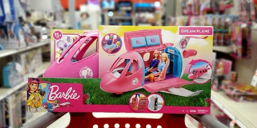Up to 50% Off Barbie Playsets on BestBuy.com + Free Shipping