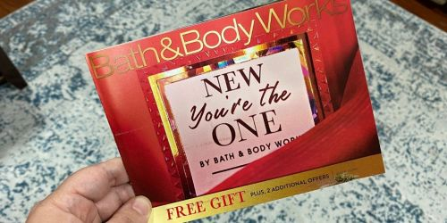 New Bath & Body Works Mailer | Includes Free Full-Size Item w/ Purchase Coupon (Check Mailbox)